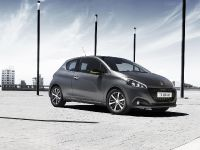 2015 Peugeot 208 Ice Silver , 4 of 18