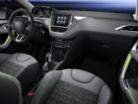 2015 Peugeot 208 Ice Silver , 15 of 18