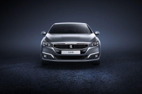 Peugeot 508 Range