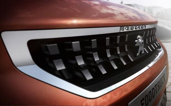 Peugeot Le Bistro du Lion Food Truck