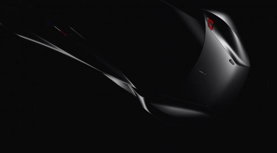 Peugeot Mystery Concept Car Teaser