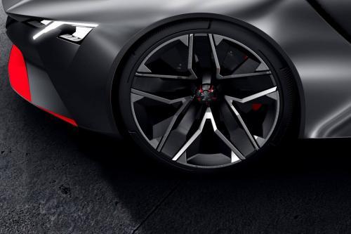Пежо Гран Туризмо - Mystery Concept Car