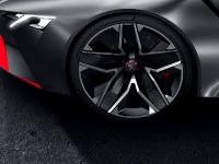 2015 Peugeot Mystery Concept Car Teaser , 1 of 5