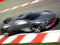 2015 Peugeot Vision Gran Turismo Concept, 2 of 14