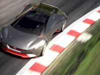 2015 Peugeot Vision Gran Turismo Concept, 5 of 14