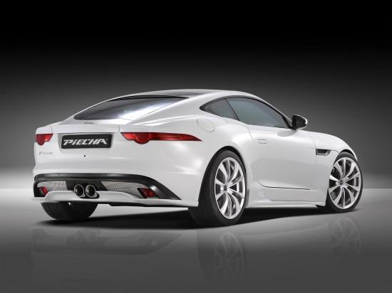 PIECHA Design Jaguar F-Type Evolution Coupe