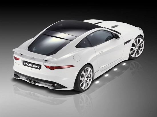 PIECHA Design Jaguar F-Type Evolution Coupe