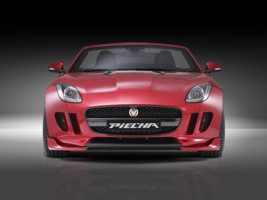PIECHA Design Jaguar F-Type Roadster