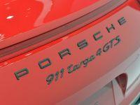 2015 Porsche 911 Targa 4 GTS, 12 of 20