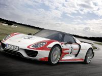 2015 Porsche 918 Spyder Weissach Package, 1 of 4
