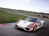 2015 Porsche 918 Spyder Weissach Package, 2 of 4