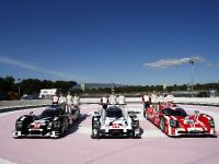 2015 Porsche 919 Hybrid at Le Mans, 1 of 3