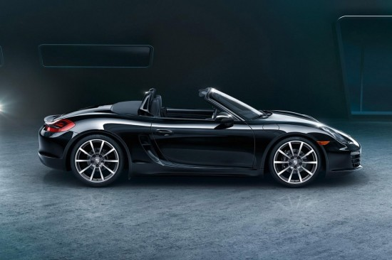 Porsche Boxster Black Edition