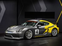 2015 Porsche Cayman GT4 Clubsport, 1 of 3