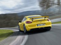 2015 Porsche Cayman GT4, 2 of 6