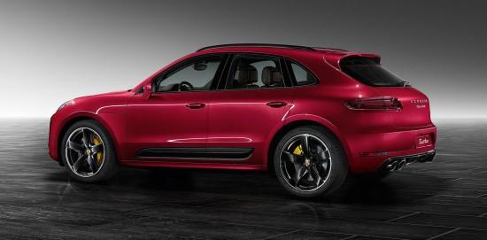 Porsche Exclusive Macan Turbo