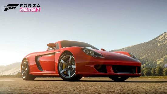 Porsche Forza Horizon 2 Expansion