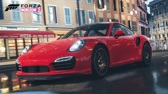 Porsche Forza Horizon 2 Expansion
