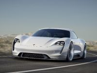 2015 Porsche Mission E Sports Car Concept , 1 of 9