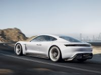 2015 Porsche Mission E Sports Car Concept , 3 of 9