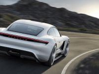 2015 Porsche Mission E Sports Car Concept , 5 of 9