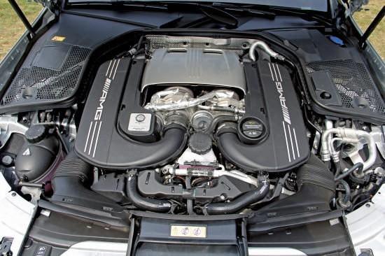 Posaidon Mercedes-AMG C63 Station Wagon