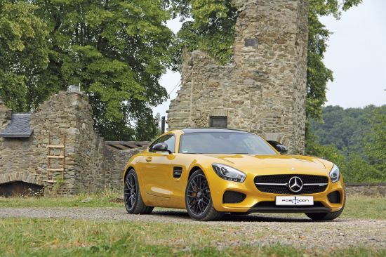 POSAIDON Mercedes-AMG GT RS 700