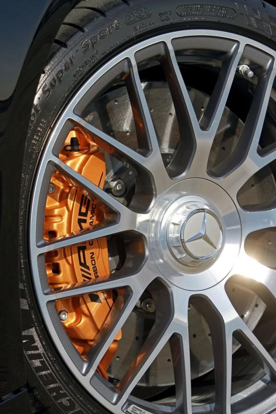 Posaidon Mercedes-Benz C63 AMG