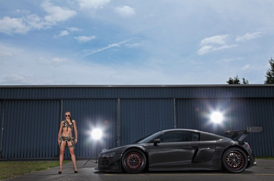 Potter & Rich Audi R8 RECON MC8