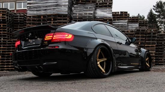 PP Exclusive BMW M3 E92 Liberty Walk