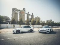 2015 PP-Performance Mercedes-AMG GT S and Mercedes-AMG C63 S , 1 of 11