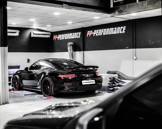 PP-Performance Porsche 911 Turbo