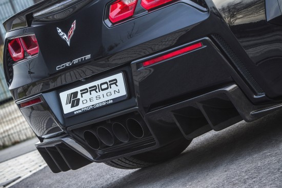 Prior-Design Chevrolet Corvette Stingray C7