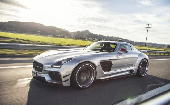 Prior-Design Mercedes-Benz SLS AMG PD900GT