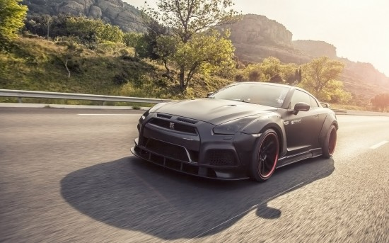 Prior-Design Nissan GT-R