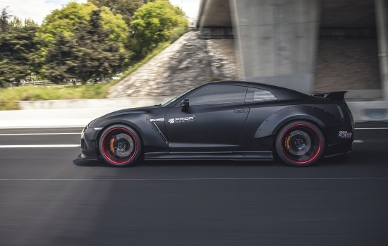 Prior-Design Nissan GT-R
