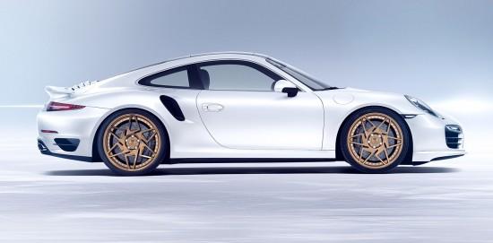 Prototyp Production Porsche 911 Turbo S Nemesis