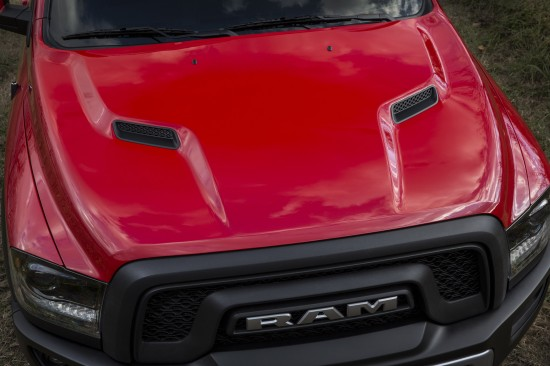 Dodge RAM 1500 Rebel