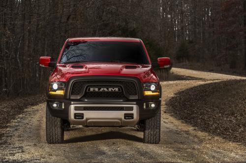 Крутой стиль, большая харизма: Встречайте Ram 1500 Rebel. Первый тест.