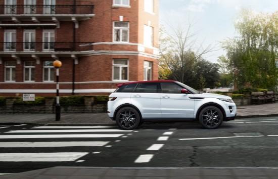 Range Rover Evoque NW8