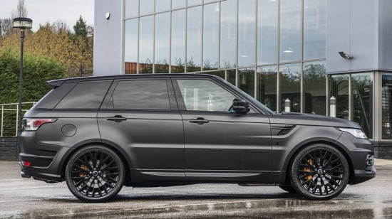 Range Rover Sport 400 LE Luxury Edition