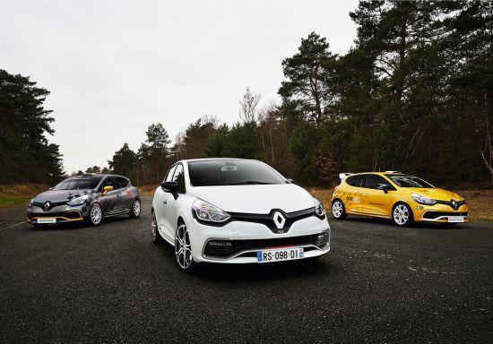 Renault Clio Renault Sport 220 Trophy