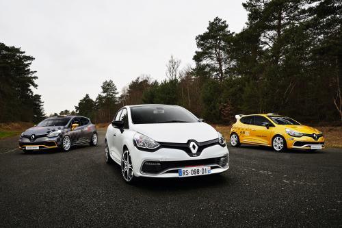 2015 Renault Clio – Renault Sport-220 trophy