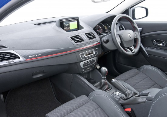 Renault Megane Coupe GT 220