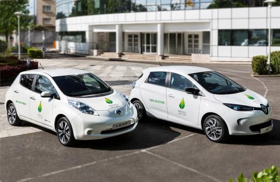 Renault-Nissan Alliance COP21 Passenge Cars