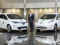 2015 Renault-Nissan Alliance COP21 Passenge Cars, 1 of 4