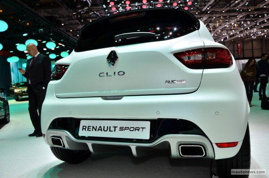 Renault RS Clio Renaultsport