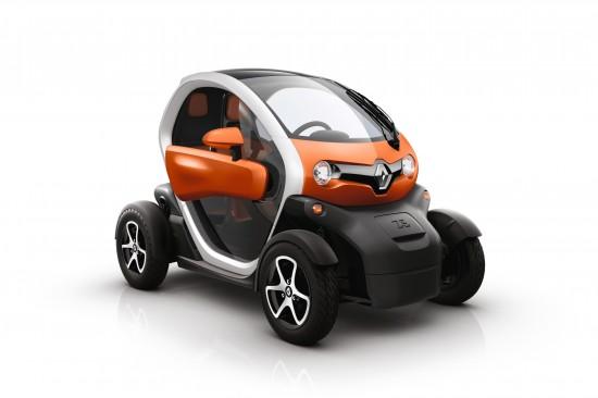 Renault Twizzy 45