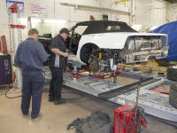 2015 Restoration of One Millionth Chevrolet Corvette, 8 of 16