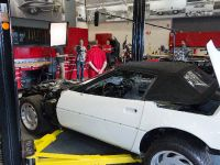 2015 Restoration of One Millionth Chevrolet Corvette, 11 of 16